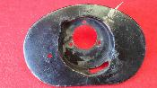 Harley Shovelhead Ironhead Sportster XLH Vintage Air Cleaner Filter Intake Backing Plate 3760