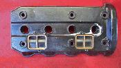 93 - 01 Kawasaki Ninja ZX11 ZX1100 Engine Cylinder Head Valve Cover Good Shape A229