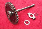 03 04 Kawasaki Ninja ZX6RR ZX6-RR Engine Oil Pump Drive Gear A339