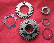 98 - 03 Suzuki TL1000R TL1000 TL 1000R Engine Crankshaft Crank Primary Gear A230