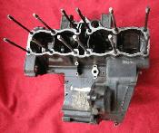 1990 - 92 Suzuki GSXR 750 Engine Motor Crank Cases Block